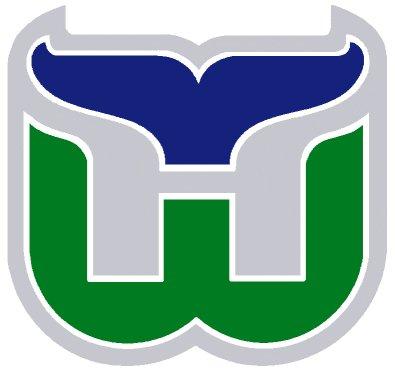 1992 Hartford Whalers Logo