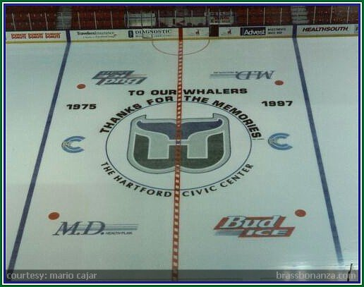 Center Ice for the Final Game